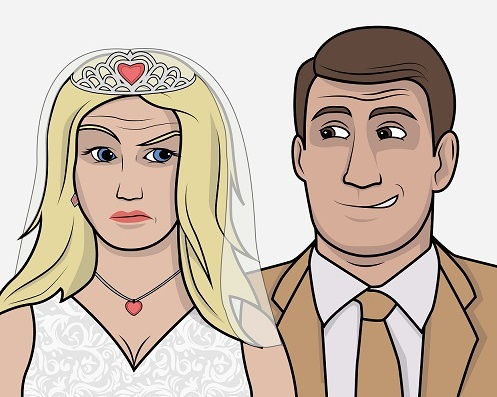 The Royal Wedding Saboteurs (Cover Fragment)